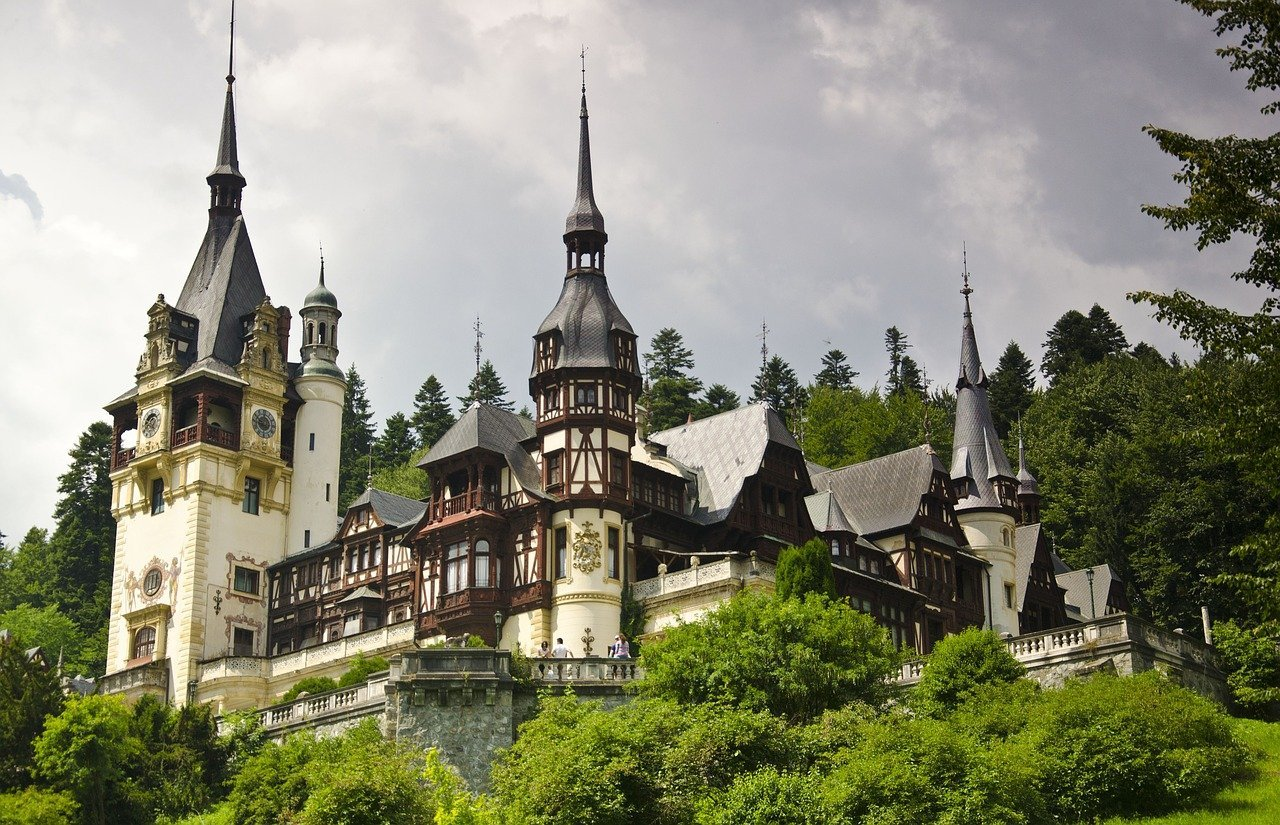 Romania group tours at various castles