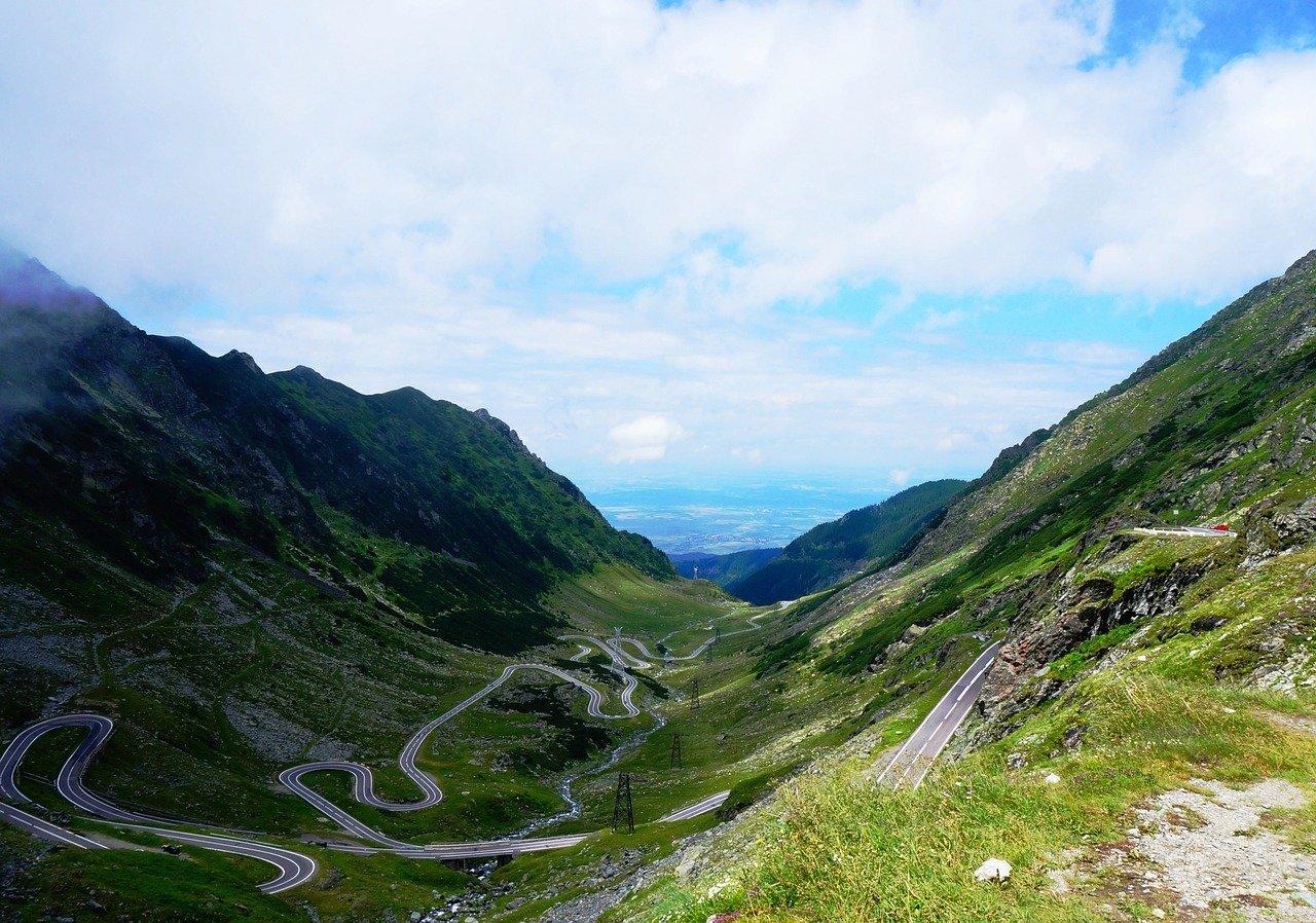 Romania group tours in the Fagaras mountains