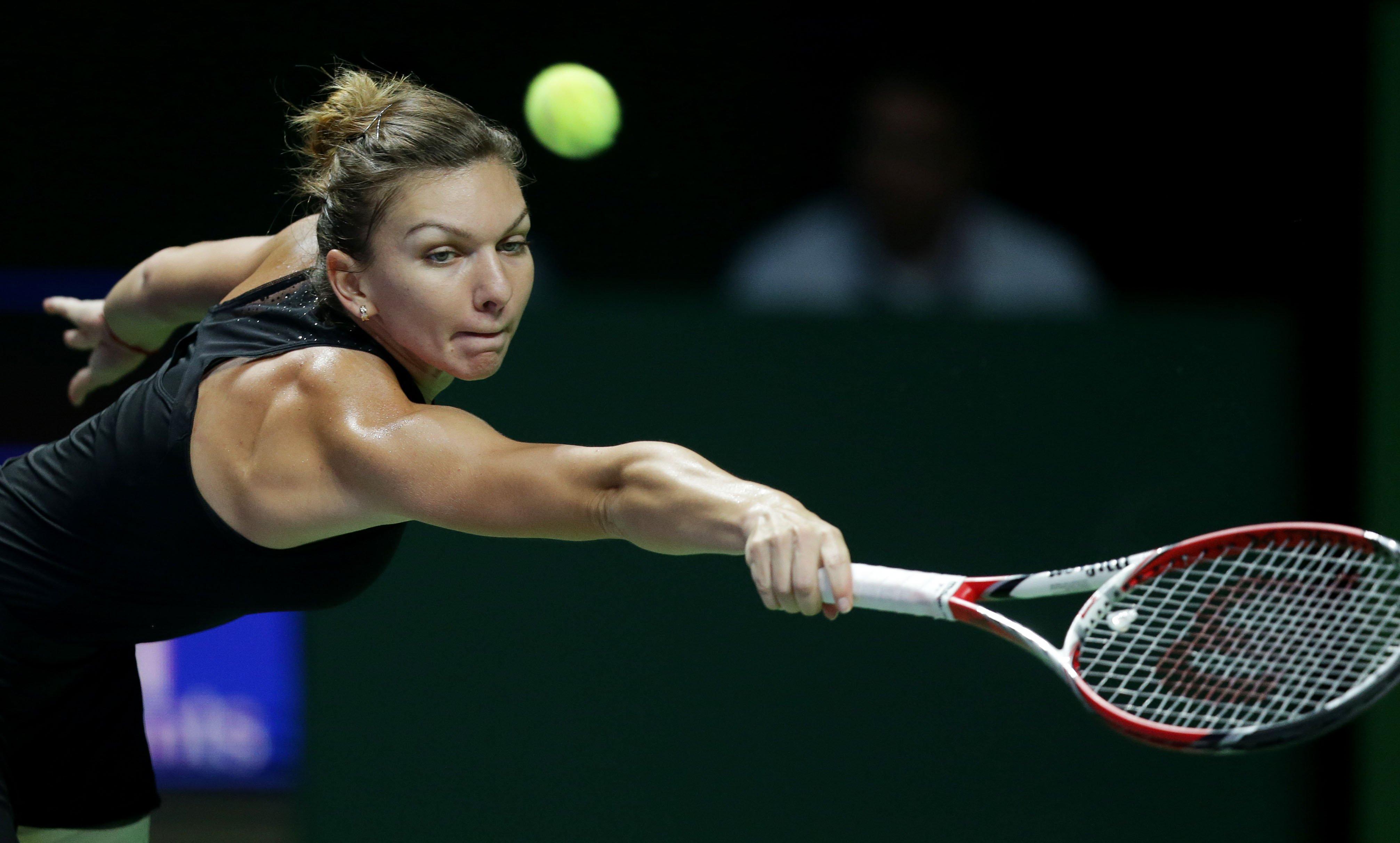 Romania sporting events Simona Halep