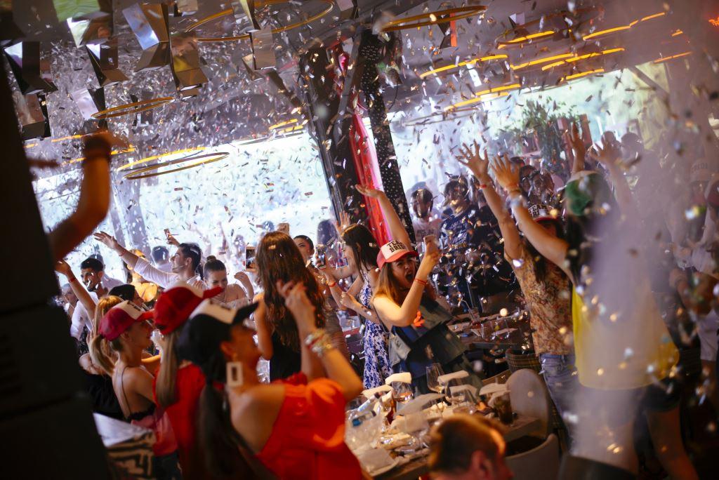 party in Funky Louge Herastrau 2