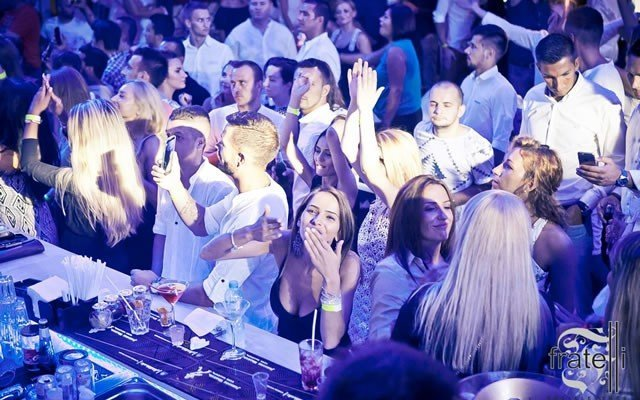 Mamaia Nightlife nuba club